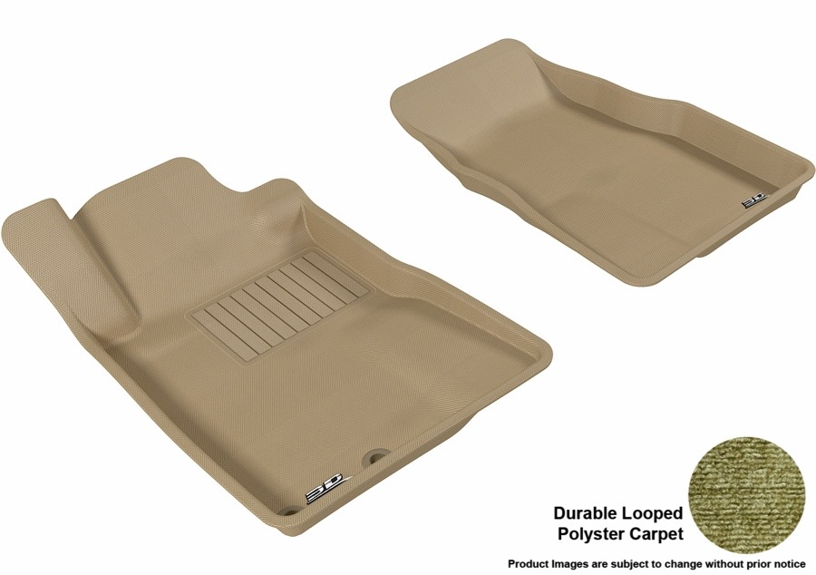 2005 2009 Ford Mustang 3d Maxpider Classic Floor Liners