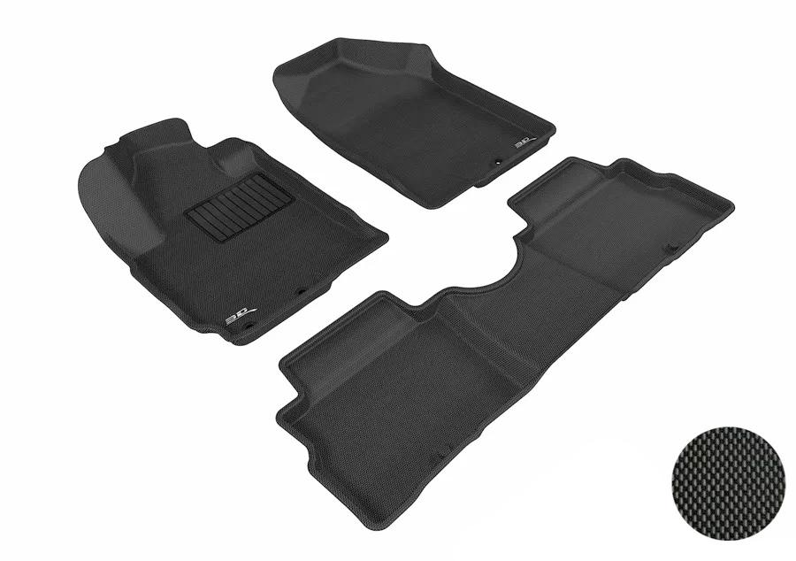 2011 2013 Kia Soul 3d Maxpider Kagu Floor Liners 3d