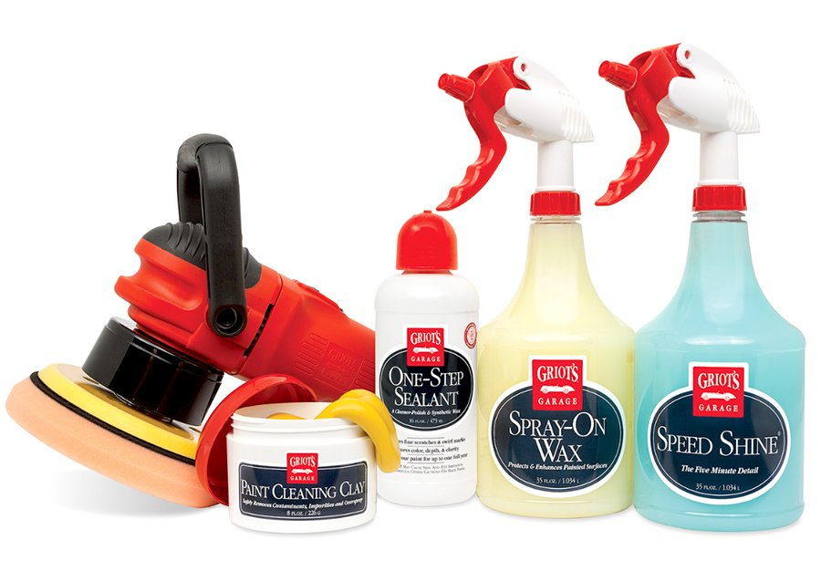 Griot S Garage One Step Sealant Kit Free Shipping