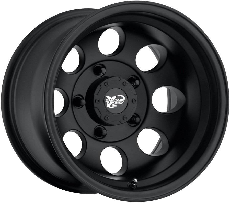 Honda Odyssey Vs Toyota Sienna >> Pro Comp 7069-5165 7069 Series Alloy Wheel ...