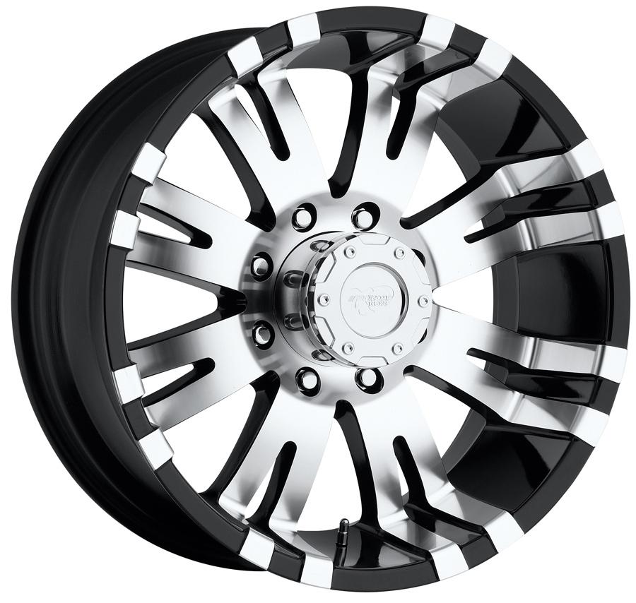 Pro Comp 8101 Series Alloy Wheels