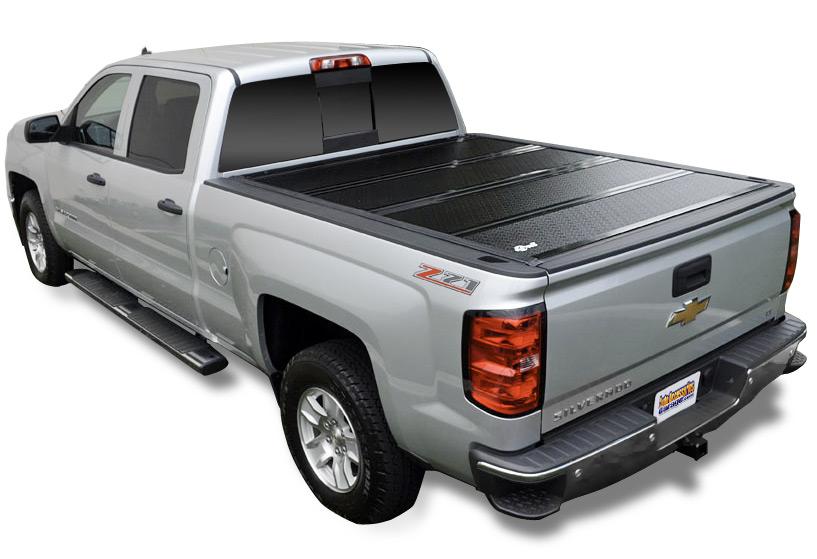 2016 2021 Toyota Tacoma Bakflip Hd Aluminum Tonneau Cover Bak 35426