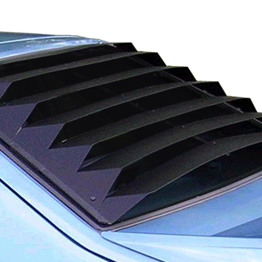 1979 1993 ford mustang willpak rear window louvers for 06 mustang rear window louvers