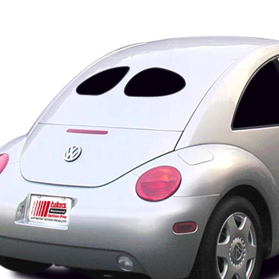 2001 2011 Volkswagen Beetle Willpak Rear Window Louvers