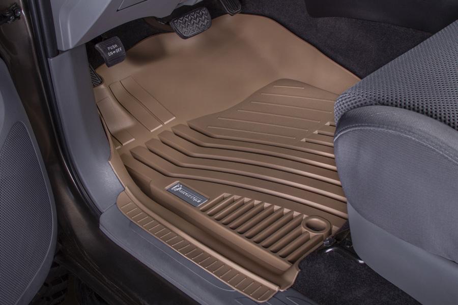 2015 toyota rav4 all weather floor mats liners carid. Black Bedroom Furniture Sets. Home Design Ideas