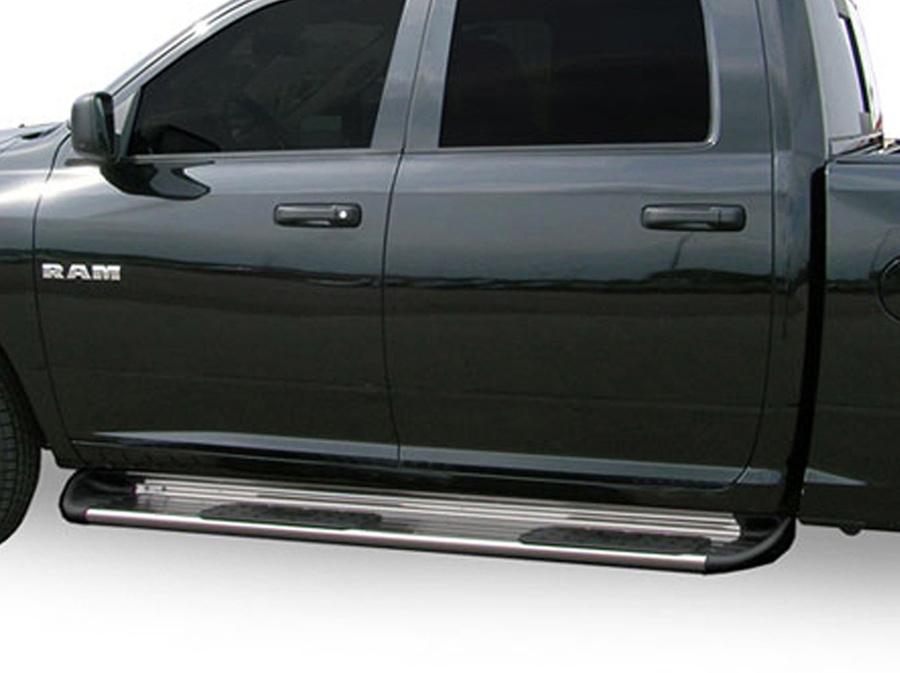 2009 2019 Dodge Ram 1500 Luverne Side Entry Running Boards