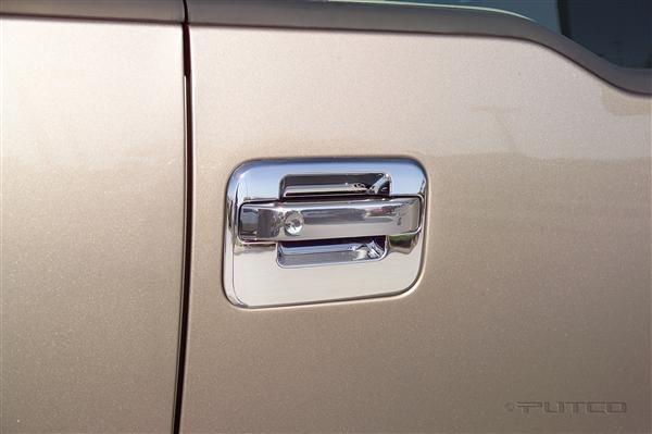 Jeep Wrangler Door Handle Outer Ring