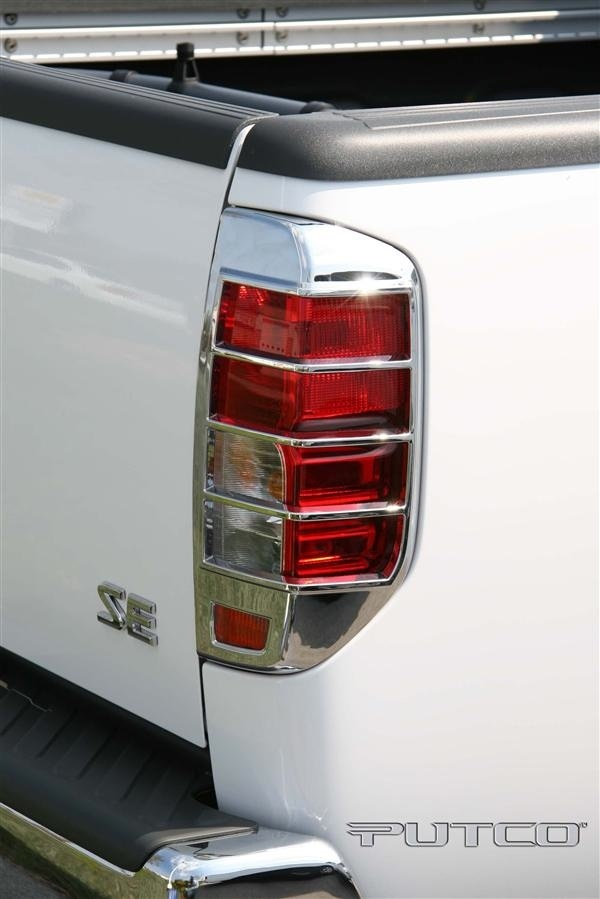 Chrome Tail Light Covers