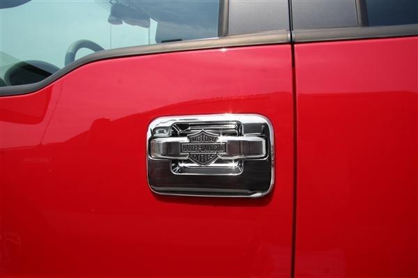 2004 2013 Ford F150 Putco Harleydavidson Bar Amp Shield Door
