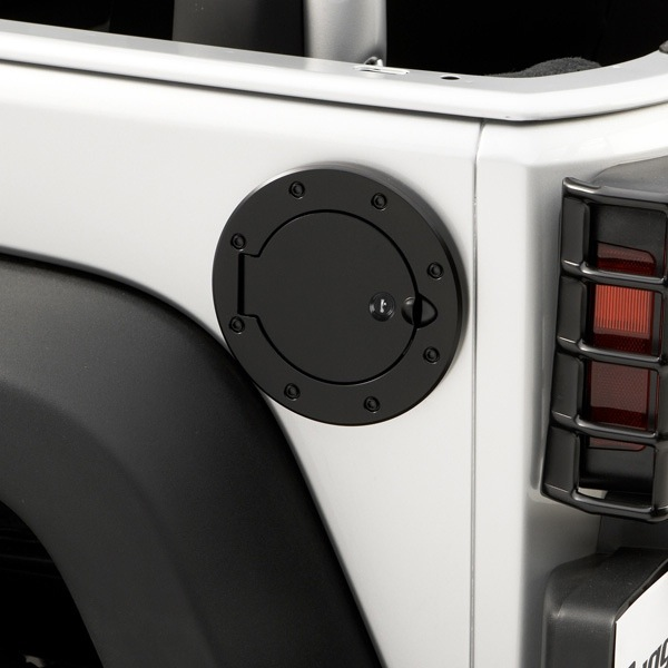 2007-2018 Jeep Wrangler Rugged Ridge Gas Hatch Cover ...