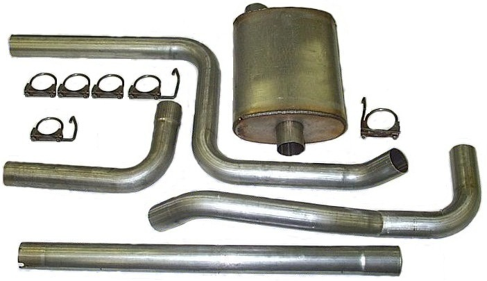how to make an exhaust