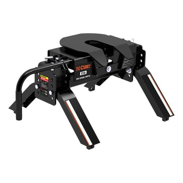 5th wheel hitch rails installation instructions