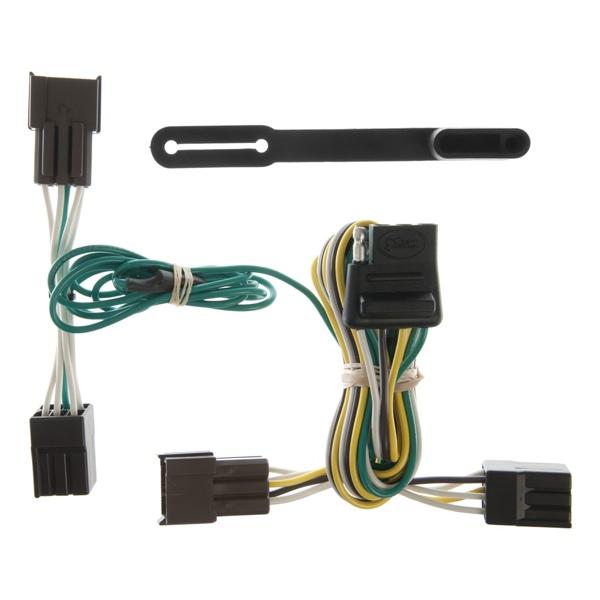 1992 1995 ford taurus curt t connector wiring harness curt 55327