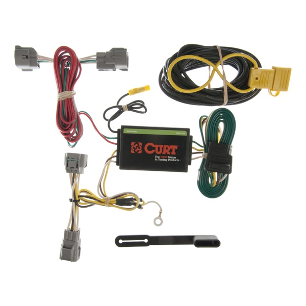 Installation Of A Trailer Wiring Harness On A 1998 Jeep Grand Cherokee