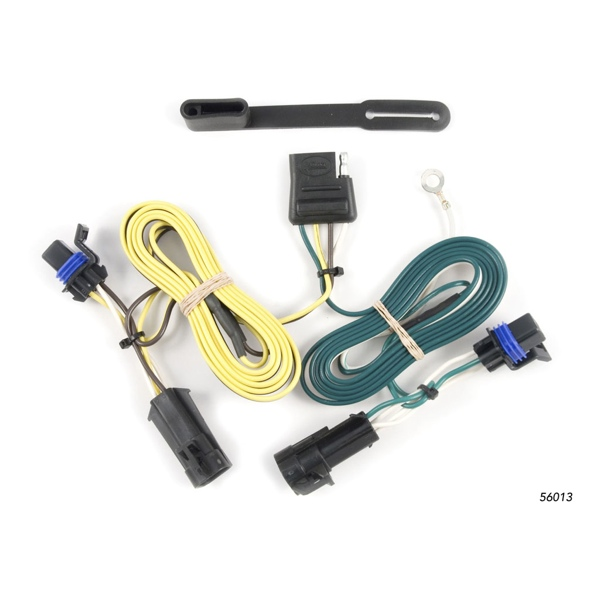 2004 2007 chevy malibu curt t connector wiring harness curt 56013