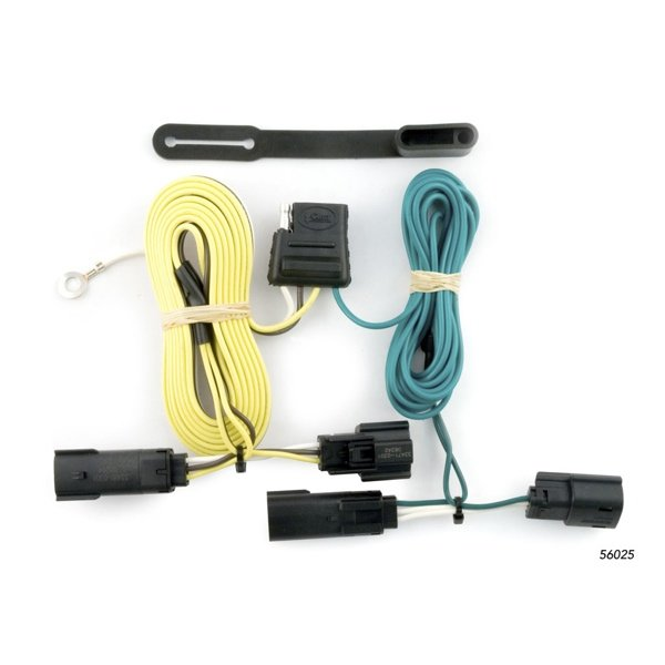 2007 2010 saturn outlook curt t connector wiring harness curt 56025
