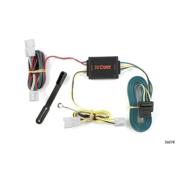 2007 2012 hyundai santa fe curt t connector wiring harness curt 56078