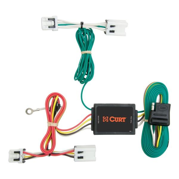 2011 2017 nissan juke curt t connector wiring harness curt 56124