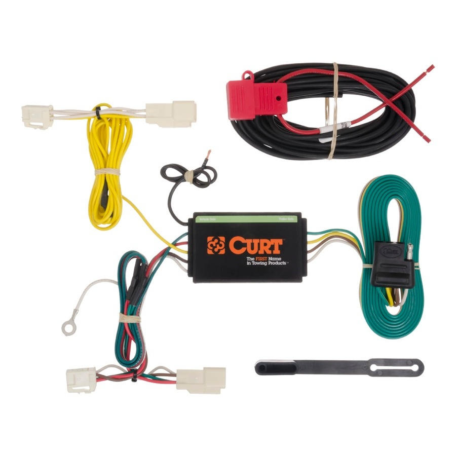 Lexus Hitch Wiring Harness Diagrams Boat Kit 2012 2013 Ls460 Curt T Connector Honda Trailer Light