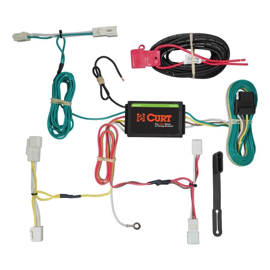 2002 Toyota Sienna Trailer Wiring Harness : Wire harness connectors toyota sienna get free