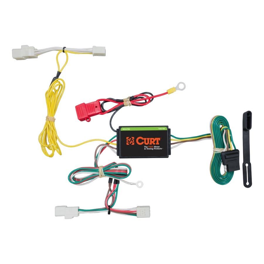 2015 2016 hyundai genesis curt t connector wiring harness curt 56264