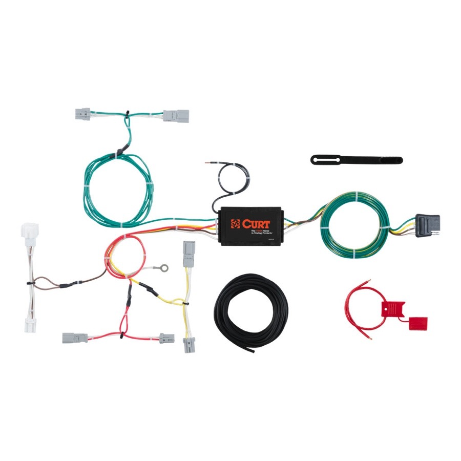 2016 2017 honda accord curt t connector wiring harness curt 56299