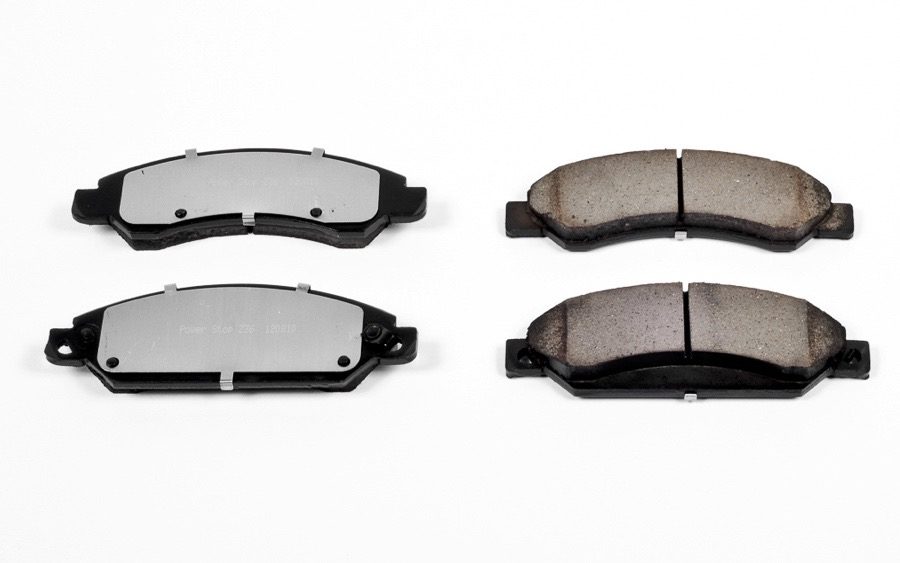 Z36-1092 Power Stop Z36 Truck and Tow Brake Pad