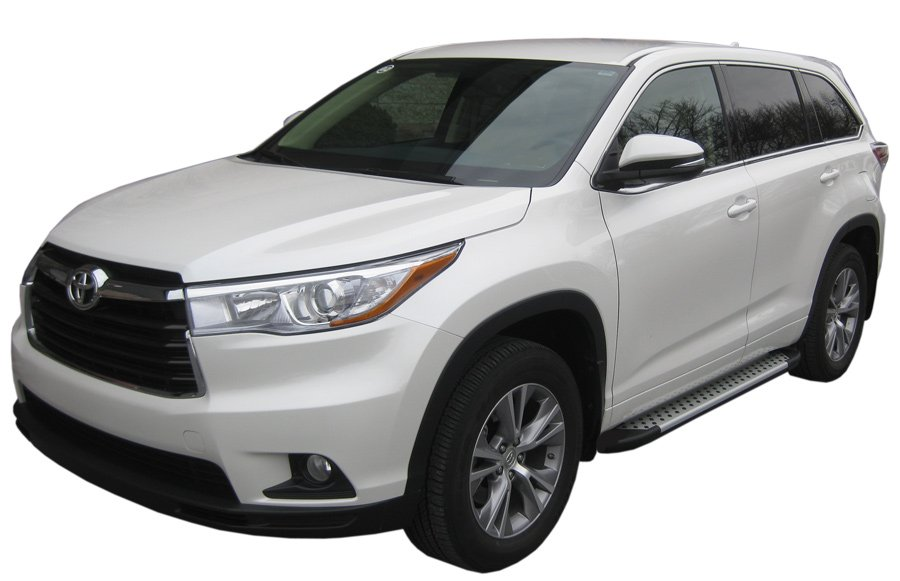 2014 2016 Toyota Highlander Romik Ral Running Boards