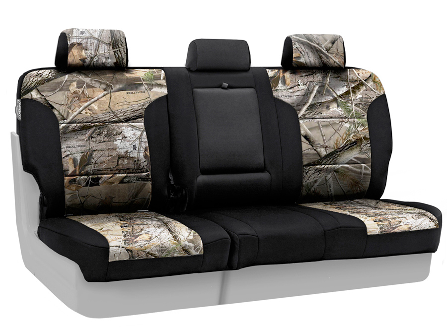 2006 2009 Dodge Ram 3500 Coverking RealTree Camo Seat