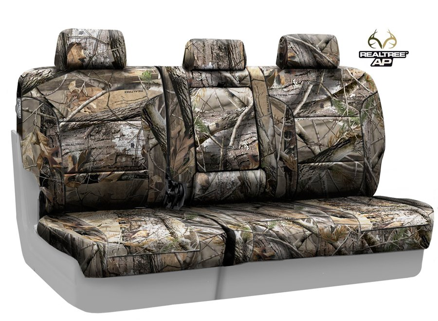 2003 2006 Chevy Silverado Coverking Realtree Camo Seat