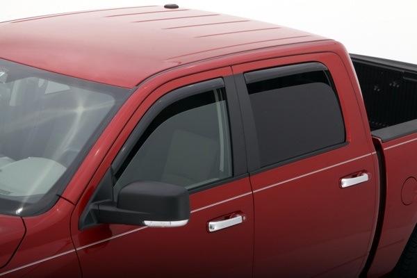 2009 2018 Dodge Ram 1500 Avs In Channel Ventvisors Avs