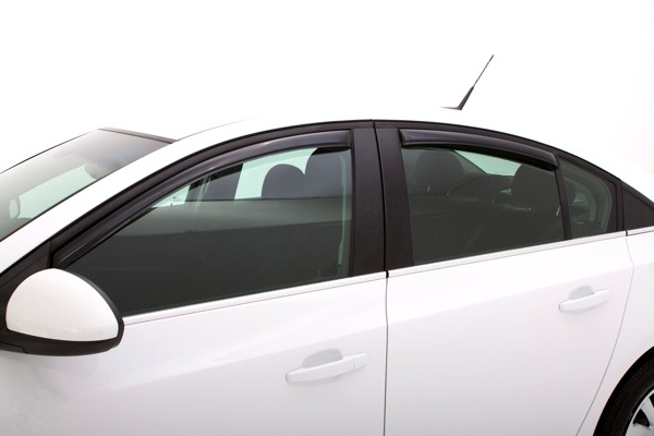 2011 2015 Chevy Cruze Avs In Channel Ventvisors Avs 194611
