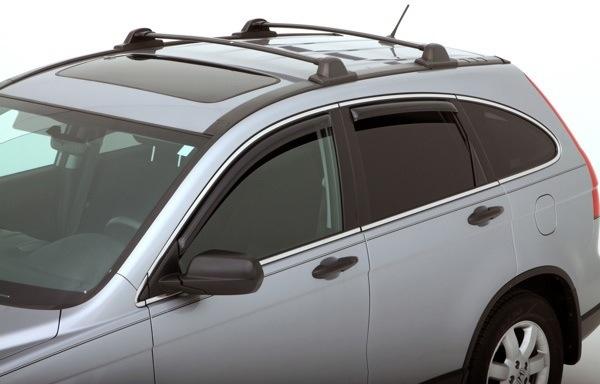 2007 2011 Honda Cr V Avs In Channel Ventvisors Avs 194655