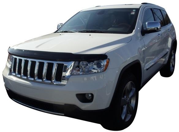 2011 2018 Jeep Grand Cherokee Autoventshade Bugflector Ii