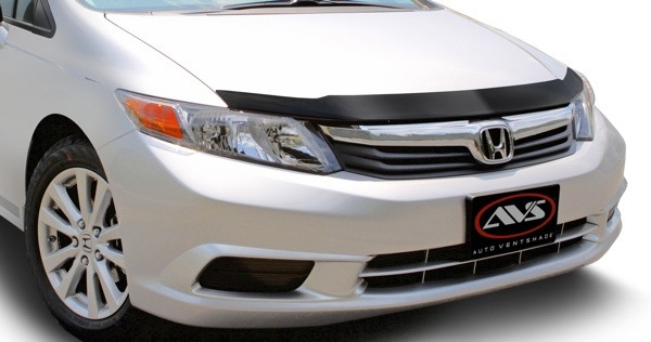 Auto Ventshade 320028 Aeroskin Smoke Hood Protector Fits 12 Civic