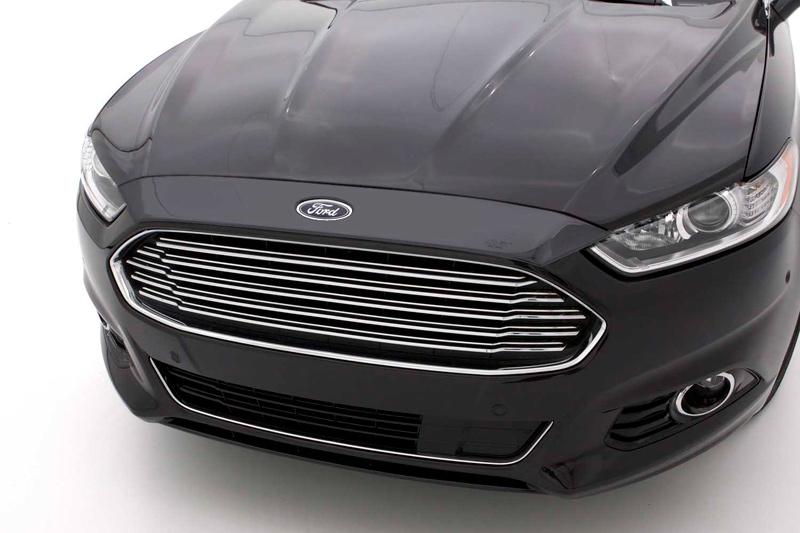 2013 2016 Ford Fusion Autoventshade Aeroskin Hood