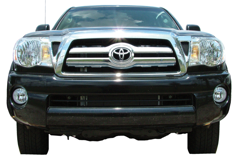 2005 2009 toyota tacoma pilot grille overlay pilot gi 26. Black Bedroom Furniture Sets. Home Design Ideas