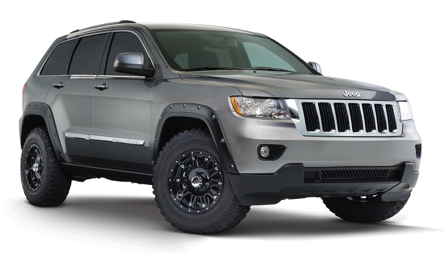 2011 2017 Jeep Grand Cherokee Bushwacker Pocket Style