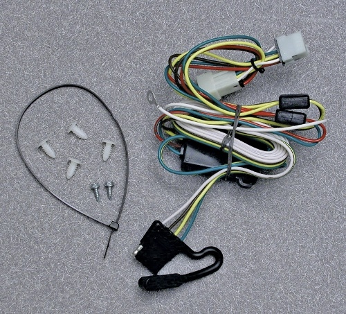1997 2005 chevy venture reese t connector wiring harness reese 74207. Black Bedroom Furniture Sets. Home Design Ideas