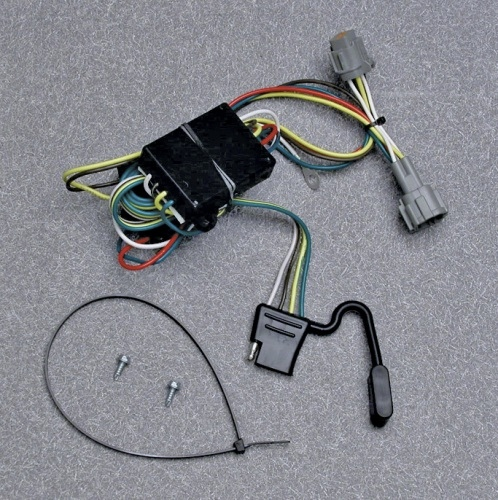1998 2004 nissan frontier reese t connector wiring harness reese 74219