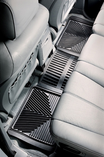 2018 Toyota Sienna All Weather Floor Mats Upcomingcarshq Com