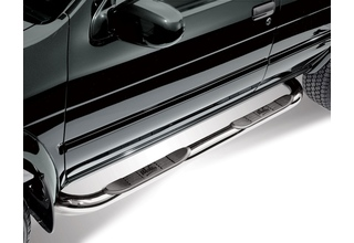 Infiniti QX4 Running Boards & Side Steps