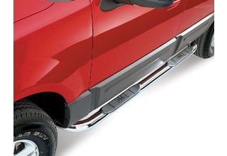 Chevrolet Trailblazer Running Boards & Side Steps