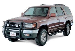 Toyota Land Cruiser Bull Bars & Grille Guards