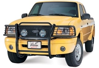 Mazda Pickup Bull Bars & Grille Guards