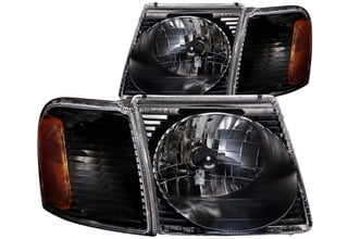 Ford Explorer Sport Trac Lighting