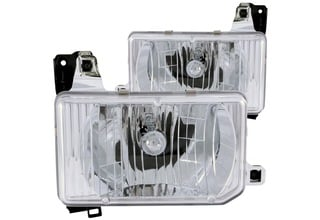 Nissan Pathfinder Lighting