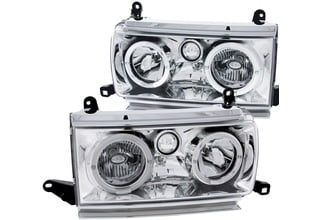Toyota Land Cruiser Lighting