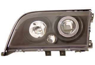 Mercedes-Benz S320 Lighting