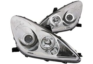 Lexus ES330 Lighting